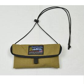 Tough Traveler(タフ トラベラー) Flap Neck Pouch Mod s ワンサイズ KHAKI TT-0002
