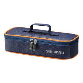 シマノ(SHIMANO) PC-027Q へらポーチ ネイビー 48476