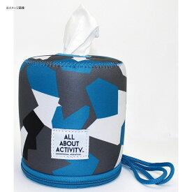 ALL ABOUT ACTIVITY(オールアバウトアクティビティ) ロールペーパーバッグ オーシャンカモ ROZ0303