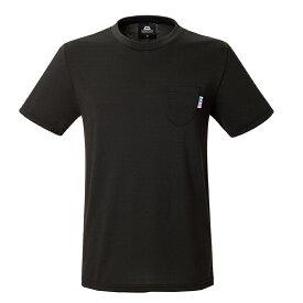 マウンテンイクイップメント(Mountain Equipment) Pocket Tee (ポケットティー) L ブラック 423786
