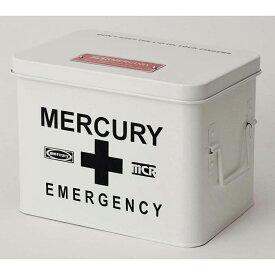 MERCURY(マーキュリー) エマージェンシーボックス ホワイト MEBUEBWH