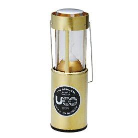 UCO(ユーコ) キャンドルランタン ブラス 24350
