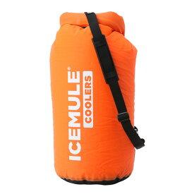 ICEMULE(アイスミュール) クラシッククーラー 10L/S ブレーズオレンジ 59419
