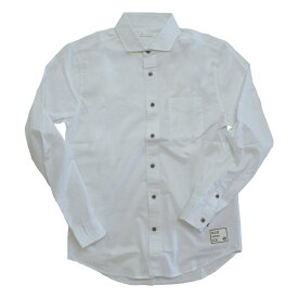 blue infinity ice(ブルーインフィニティアイス) LONG SLEEVE SHIRTS L 100(WHITE) BIJ99800