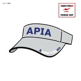アピア(APIA) アピア サンバイザー グレー