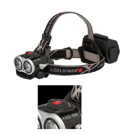 LED LENSER(レッドレンザー) XEO19R エキストリーム 18650 Battery Pack 最大2000ルーメン 充電式 Black