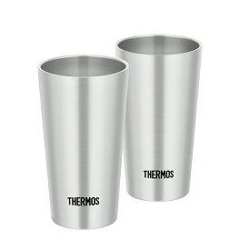 サーモス(THERMOS) 真空断熱タンブラー(2個セット) 300ml S JDI-300P