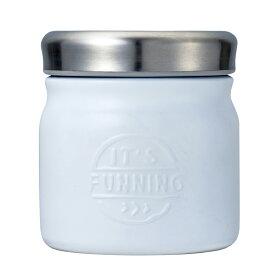 ベストコ プラセル ダブルステンレス スープ&フードジャー 280ml ホワイト ND-3046