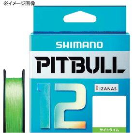 シマノ(SHIMANO) PL-M62R PITBULL(ピットブル)12 200m 0.8号 サイトライム 57295