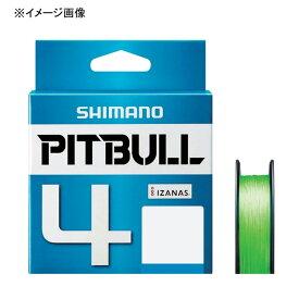 シマノ(SHIMANO) PL-M64R PITBULL(ピットブル)4 200m 0.4号 ライムグリーン 57300