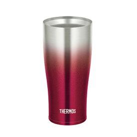 サーモス(THERMOS) 真空断熱タンブラー 420ml スパークリングレッド