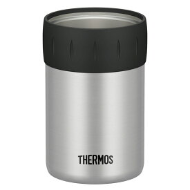 【ほぼP5倍 7/20 終日】 サーモス(THERMOS) 保冷缶ホルダー 350ml シルバー