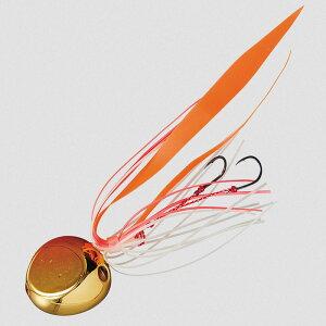 ダイワ(Daiwa) 紅牙 ベイラバー フリー α 60g 鍍金ゴールドオレンジ 07460043