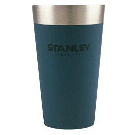 STANLEY(スタンレー) スタッキング真空パイント 0.47L マットネイビー 02282-048