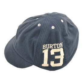 バートン(BURTON) JPN PLAYER FLEECE CAP フリー 344(Eclipse) 19424100344