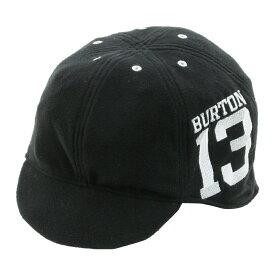 バートン(BURTON) JPN PLAYER FLEECE CAP フリー 002(TRUE BLACK) 19424100002