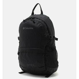 Columbia(コロンビア) Castle Rock 15L BackpackII(キャッスル ロック 15L バックパックII) 15L 010(BLACK) PU8186