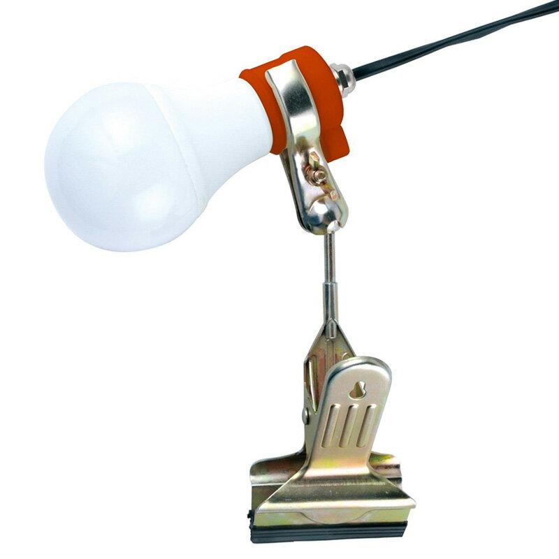 富士倉(フジクラ) LED-8Wクリップランプ(電球色) KY-08W-3K
