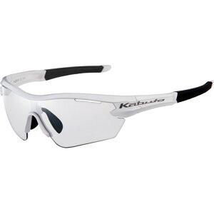 オージーケー カブト(OGK KABUTO) サングラス 101 Photochromic 調光レンズ Sサイズ ホワイト 101ph