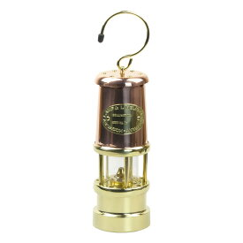 JD バーフォード マイナーズランプ(JD Burford Miners Lamps) #C6 M カッパー×ブラス