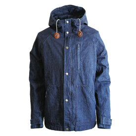 SIERRA DESIGNS(シエラデザインズ) DENIM LIGHT PARKA S Medium Indigo 2005