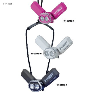 ハピソン (Hapyson) chest light INTIRAY up to 200 lumen size AA battery type white YF-200B-W
