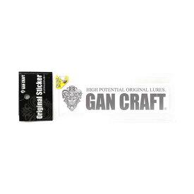 ガンクラフト(GAN CRAFT) オリジナルトランスファーステッカー S #03 シルバー