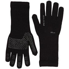 SEALSKINZ(シールスキンズ) Ultra Grip Glove Gauntlet L ブラック 1211402