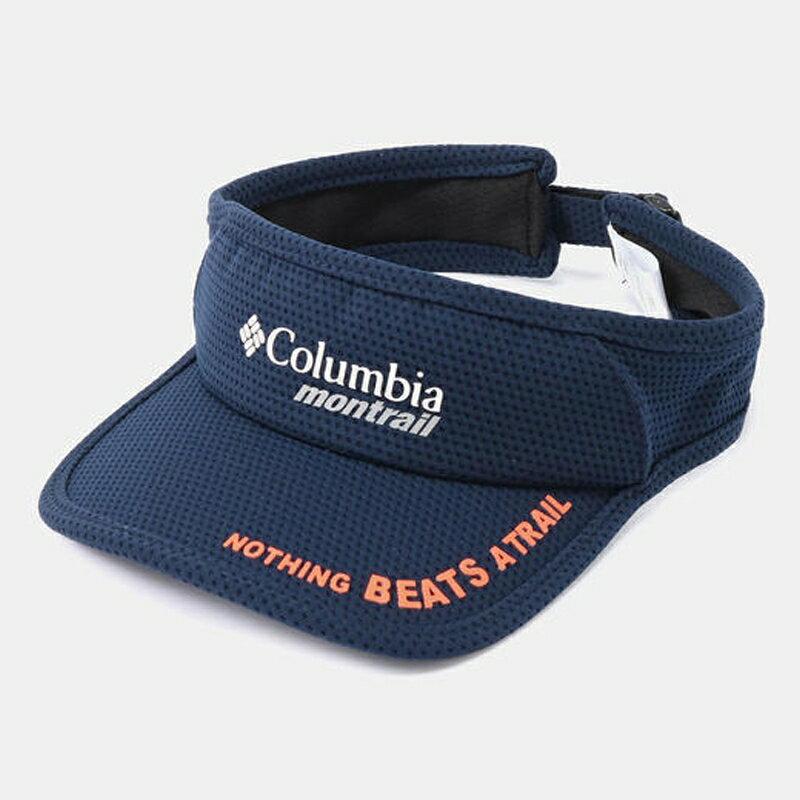 Columbia Montrail(コロンビア モントレイル) ナッシング ビーツ ア トレイル ランニング バイザー III ワンサイズ 425(COLUMBIA NAVY) XU0043