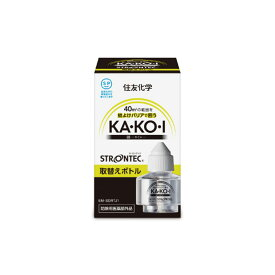住友化学 屋外用蚊よけKA・KO・I用取り替えボトル 60ml
