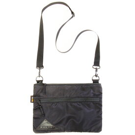 KELTY(ケルティ) ELEGANT FLAT POUCH SM All Black 2592254