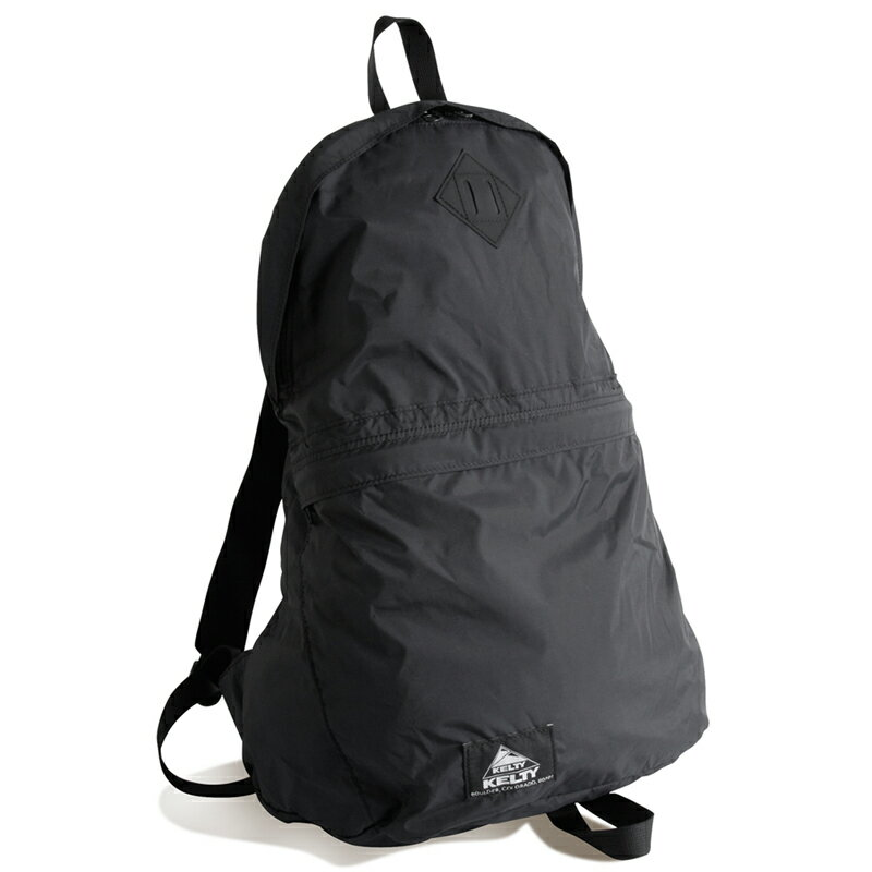 KELTY(ケルティ) PACKABLE LIGHT DAYPACK 18L Black 2592236