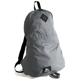 KELTY(ケルティ) PACKABLE LIGHT DAYPACK 18L Gray 2592236