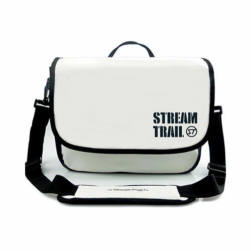 STREAM TRAIL(ストリームトレイル) SHELL(シェル) SPLASH×ホワイト