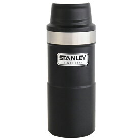STANLEY(スタンレー) クラシック真空ワンハンドマグII 0.35L ブラック 06440-007