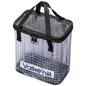 バレーヒル(ValleyHill) ウォッシャブルメタルストッカー ロング ブルー