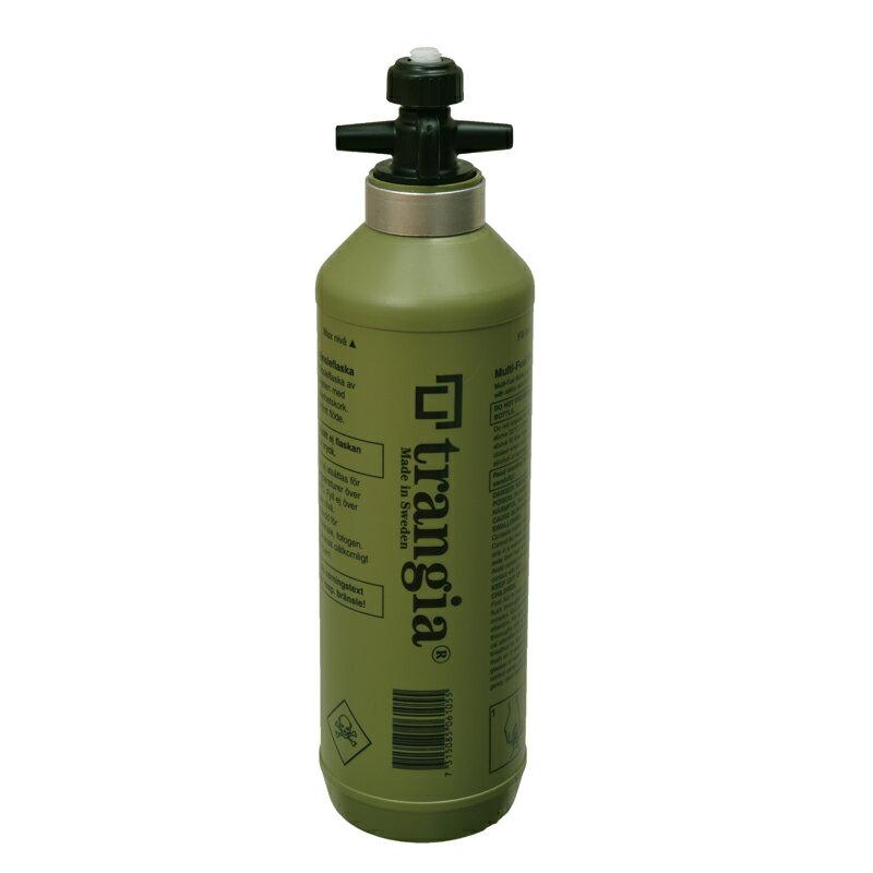 トランギア 燃料ボトル 0.5L オリーブ TR-506105