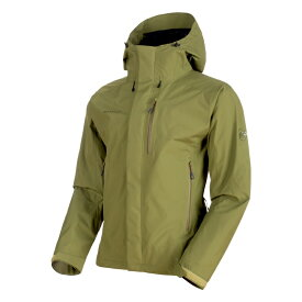 MAMMUT(マムート) Ayako Pro HS Hooded Jacket Men's M clover 1010-26740