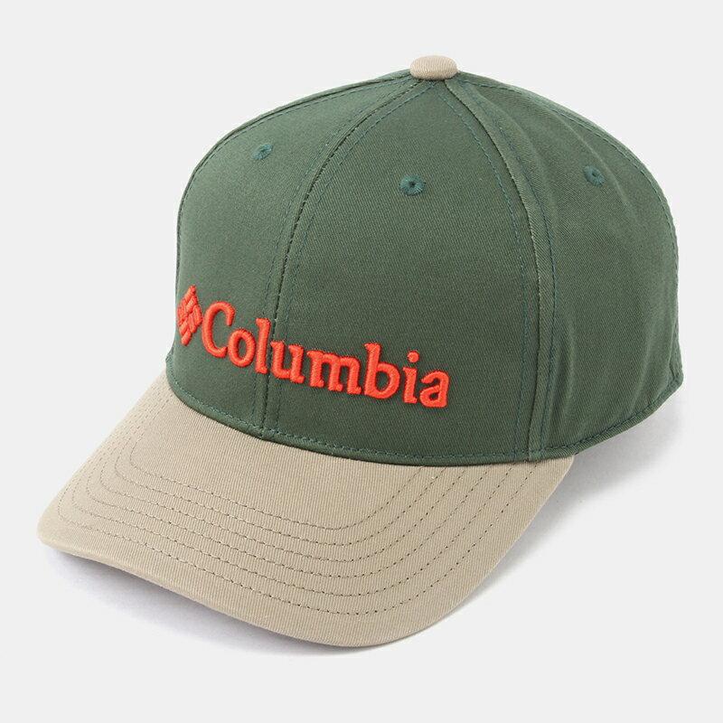 Columbia(コロンビア) Monadnock PeakJr. Cap(モナドノック ピーク ジュニアキャップ) ワンサイズ 300(FOREST) PU5403