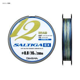 ダイワ(Daiwa) UVF ソルティガセンサー 12ブレイドEX+Si 300m 1.5号/31lb 07303192