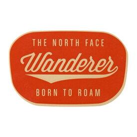 THE NORTH FACE(ザ・ノースフェイス) TNF PRINT STICKER WD NN31710