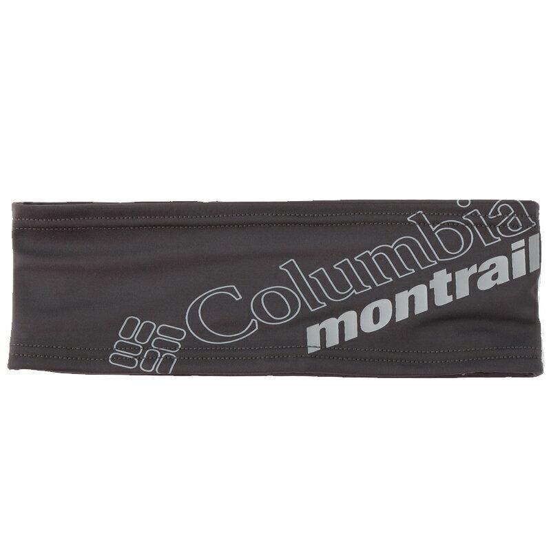 Columbia Montrail(コロンビア モントレイル) CHEER YOU UP HEADBAND II(チア ユー アップ ヘッド バンド) ワンサイズ 010(Black) XU0045