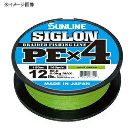 サンライン(SUNLINE) シグロン PE×4 150m 3号/50lb ライトグリーン