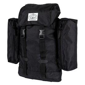 POLeR(ポーラー) CLASSIC RUCKSACK フリー BLACK 13100013-BLK