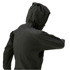 ロゴス(LOGOS)MEN'SマルチストレッチレインスーツM71(ブラック)36715713