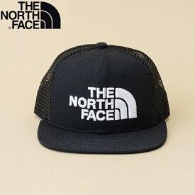 THE NORTH FACE(ザ・ノースフェイス) Kid's TRUCKER MESH CAP(キッズ トラッカー メッシュ キャップ) KM K(ブラック) NNJ01912