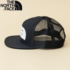 THE NORTH FACE(ザ・ノースフェイス) Kid's TRUCKER MESH CAP(キッズ トラッカー メッシュ キャップ) KL K(ブラック) NNJ01912