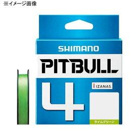 シマノ(SHIMANO) PL-M74S PITBULL(ピットブル) 4 300m 1.5号 ライムグリーン 64786