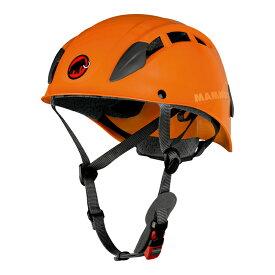 MAMMUT(マムート) Skywalker 2 スカイウォーカー2 登山用ヘルメット ワンサイズ 2016(orange) 2030-00240