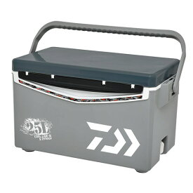 ダイワ(Daiwa) クールラインアルファ S2500 GF 25L グレー 03300081